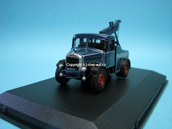 Scammell Highwayman Pickfords 1:76 Oxford