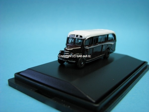 Autobus Bedford OB Edinburg 1:148 Oxford