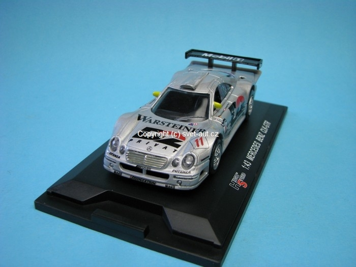 Mercedes-Benz CLK-GTR Warsteiner D2 Privat No.11 1:43 High Speed