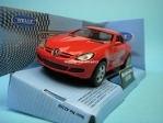 Mercedes SLK350 cabrio hard top red 1:32 - 36 Welly