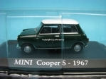 Mini Cooper S 1967 green 1:43 Atlas