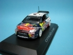 Citroen C4 WRC Rally Catalunya 2009 No.1 Loeb 1:43 Norev