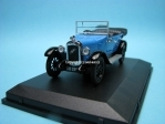 Austin Heavy Twelve Kingfisher blue 1:43 Oxford