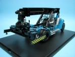 Konecranes Reach Stacker blue 1:76 Oxford