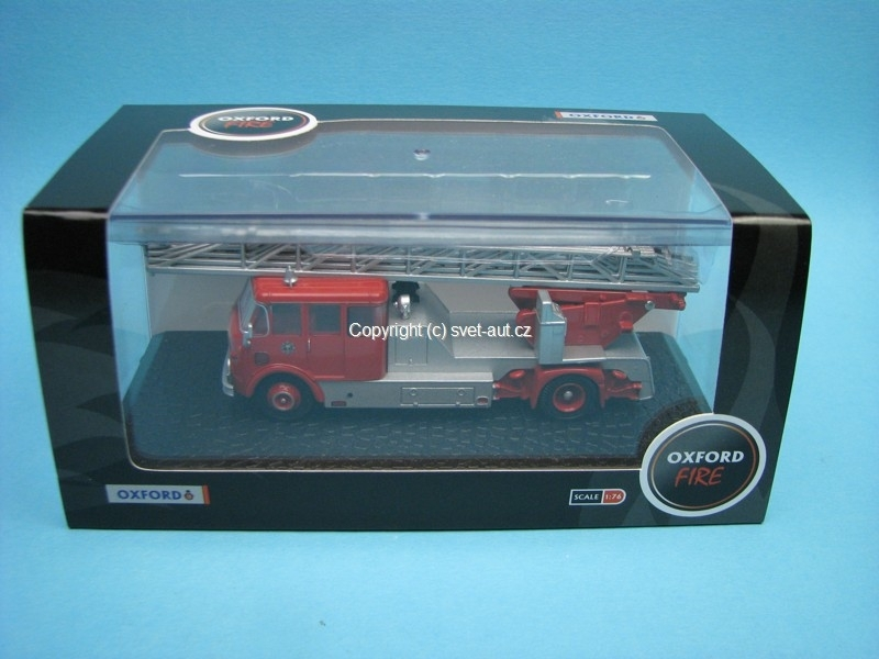 AEC Mercury TL Hasiči Edinburg 1:76 Oxford