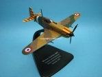 Letadlo Morane Saulnier 406C Vichy French Air Force 1:72 Oxford