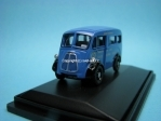 Morris J type van windows ministry of food 1:76 Oxford