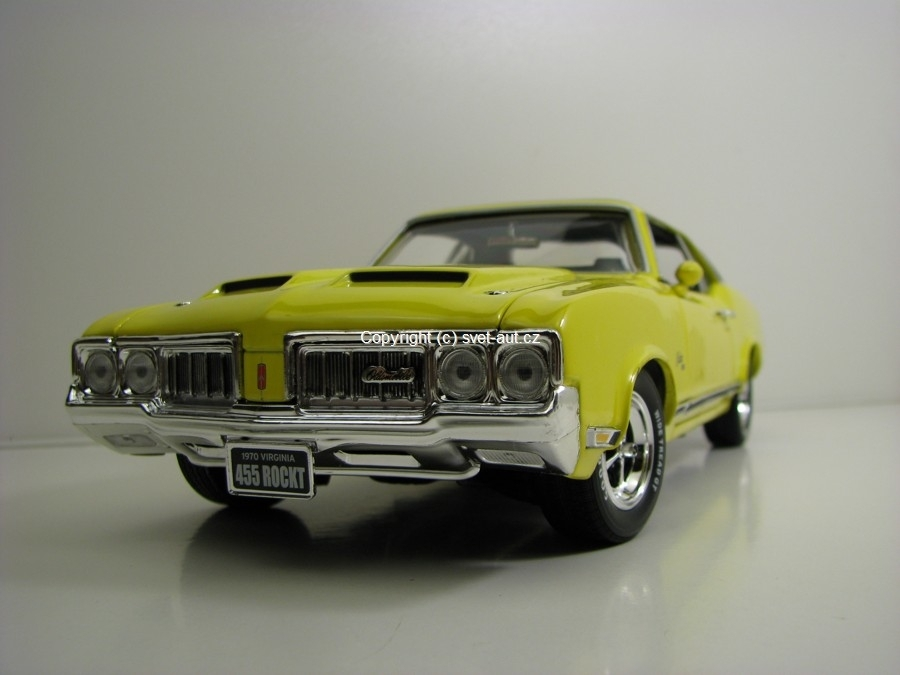 Oldsmobile Cutlass SX 1970 Limited 1:18 Ertl