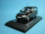 Opel Combo Tour 2002 black 1:43 Minichamps