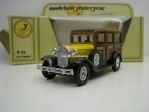Ford A microbus 1927 Matchbox Yesteryear