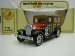 Ford A Vagon 1930 A&J Box General Stores Matchbox Yesteryear