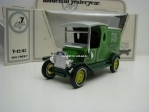 Ford Model T 1912 25 Let Silver Jubileum Matchbox Yesteryear