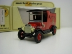 Ford Model T 1912 Royal Mail Matchbox Yesteryear