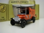Ford Model T 1912 Hoover Matchbox Yesteryear