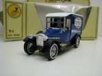 Talbot 1927 Ever Ready Batteries Matchbox Yesteryear
