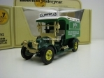 Renault Type AG 1910 Perrier Matchbox Yesteryear