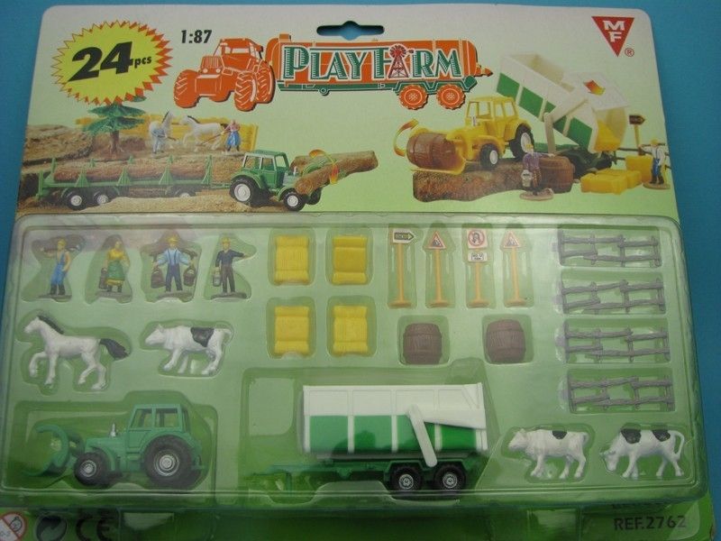 Set Farma 1:87 HO Play Farm