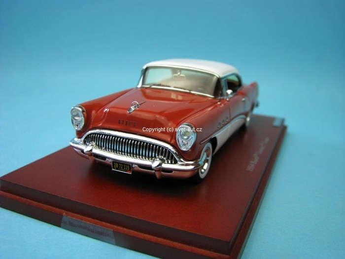 Buick Century Coupe 1954 1:43 TSM Model