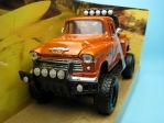 Chevrolet 5100 Stepside PickUp 1958 brown 1:24 Motor Max