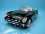Chevrolet Corvette 1954 Cabrio black 1:18 Ertl Auto World