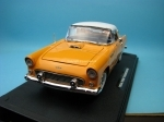 Ford Thunderbird 1956 orange 1:18 Motor Max