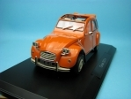 Citroen 2CV 6 orange 1:18 Norev