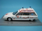 Citroen CX 20 RE Ambulance Croce Rossa 1986 1:43 Kess