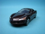 Chevrolet Corvette Stingray purple 1:64 Motor Max