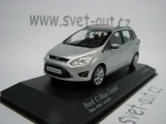 Ford C-Max Grand 2010 Silver 1:43 Minichamps