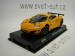 McLaren 12C GT3 Orange 1:43 Bburago Race