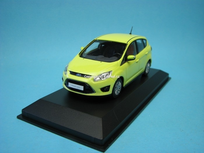 Ford C-Max 2011 yellow creme 1:43 Minichamps