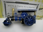 Aveling & Porter Steam Roller Bluebell Matchbox Colectibles