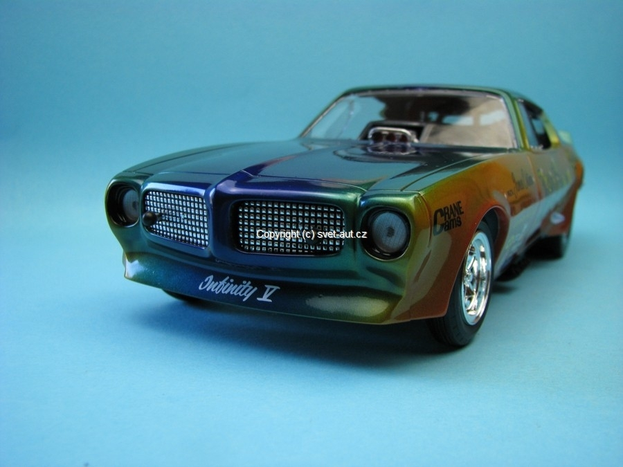 Pontiac Firebird Don Roy Gay 1970 1:18 Ertl
