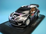 Citroen DS3 WRC No.17 Merksteijn Rally Portugal 2012 1:18 Norev