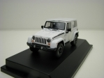 Jeep Wrangler Polar White 1:43 Greenlight
