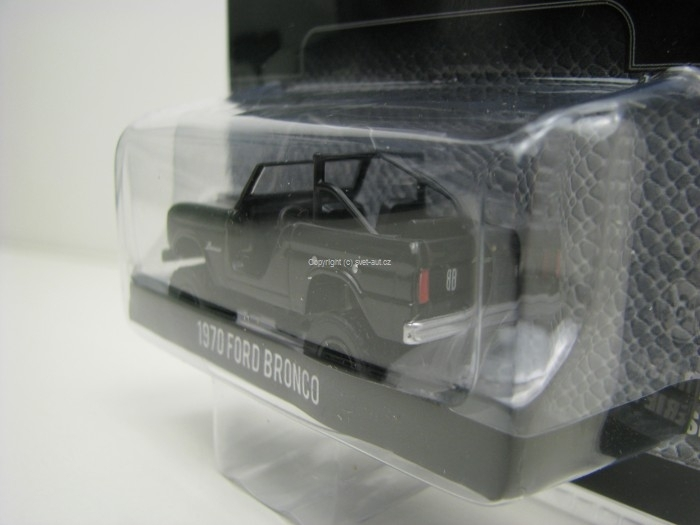Jeep Wrangler 2014 Black Bandit 1:64 Greenlight