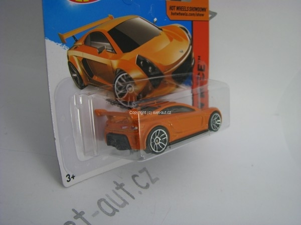 Hot Wheels 2014 Mastretta MXR HW Off-Road 5785 160/250