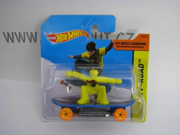 Hot Wheels 2014 Skate Punk HW Off-Road 5785 123/250