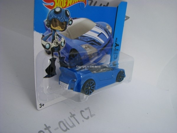Hot Wheels 2014 Quick N´Sik HW CITY 5785 32/250