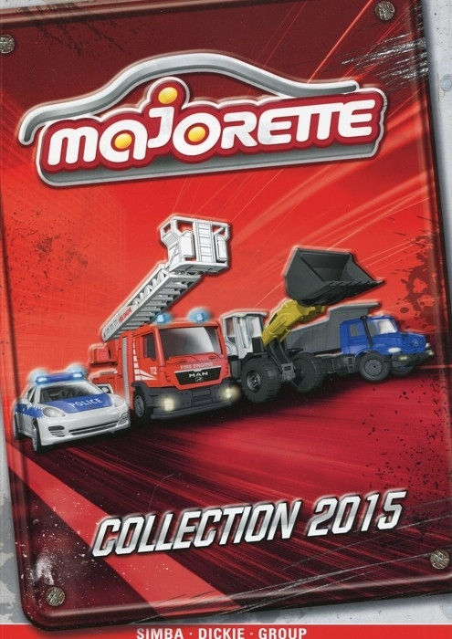 Katalog Majorette Collection 2015 A5 50 stran