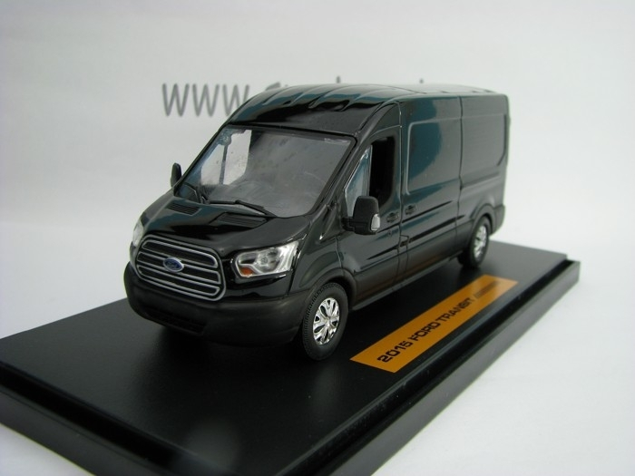 Ford Transit V363 2015 Black 1:43 Greenlight