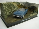 Sunbeam Alpine DR NO James Bond 1:43 Universal Hobbies