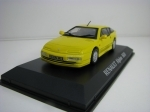 Renault Alpine A610 yellow 1:43 Norev