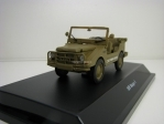 DKW Munga 4 Cape Town - London 1:43 Starline