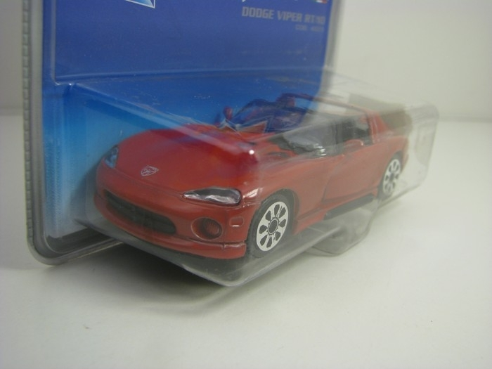 Dodge Viper RT/10 Cod.4825 1:43 Bburago blistr