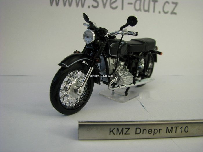 KMZ Dnepr MT10 1:24 Atlas