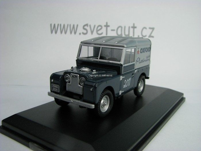 Land Rover 188 SW Platinum 2011 1:43 Oxford