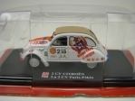 Citroen 2CV Paris-Peking 1:43 Hachette Auto Plus