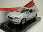 BMW 5 Series GT 2010 Silver 1:24 Motor Max