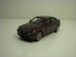 BMW 545i Purple 1:43 Bburago